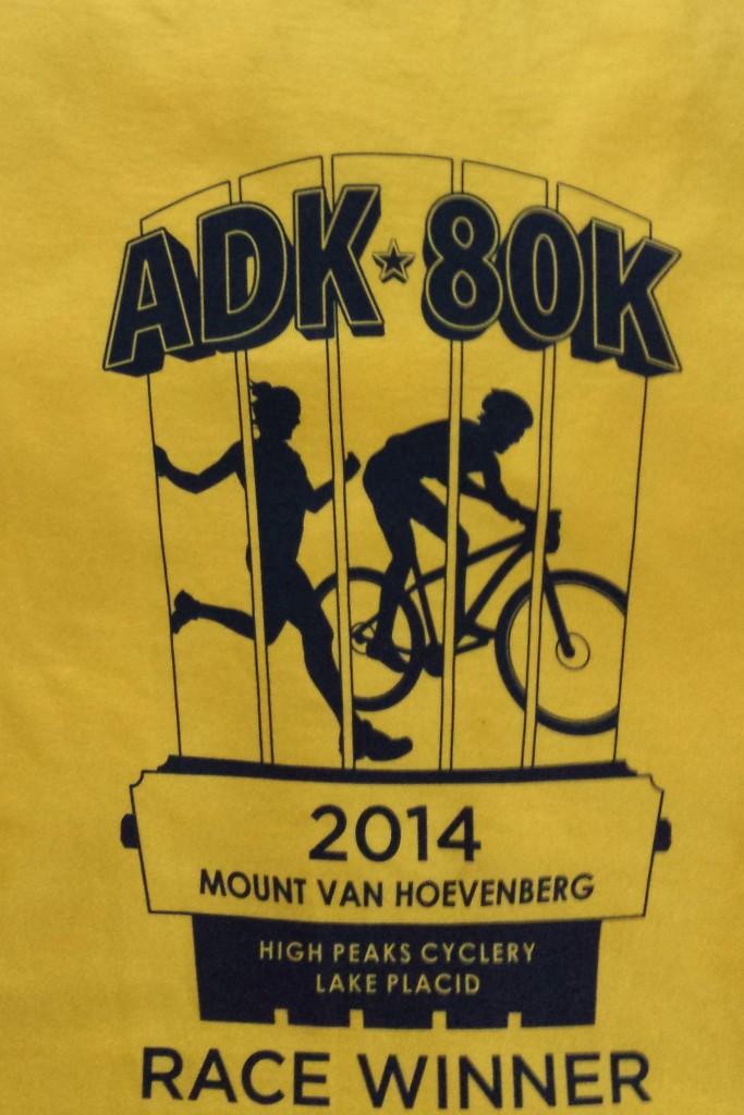 ADK80K winner shirt