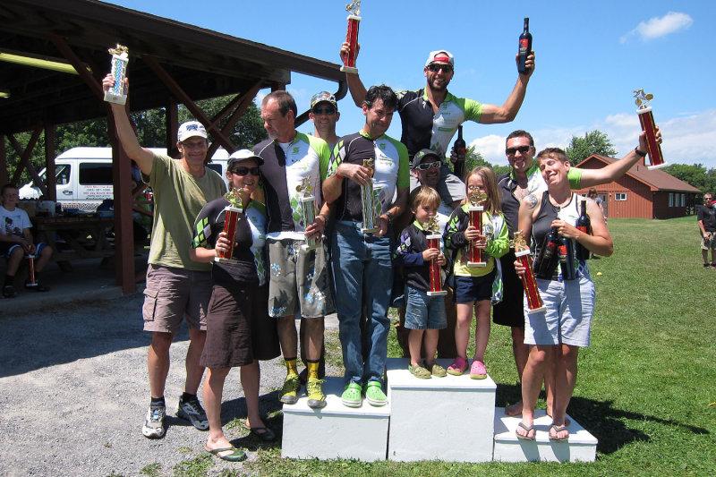 HC24 team podium